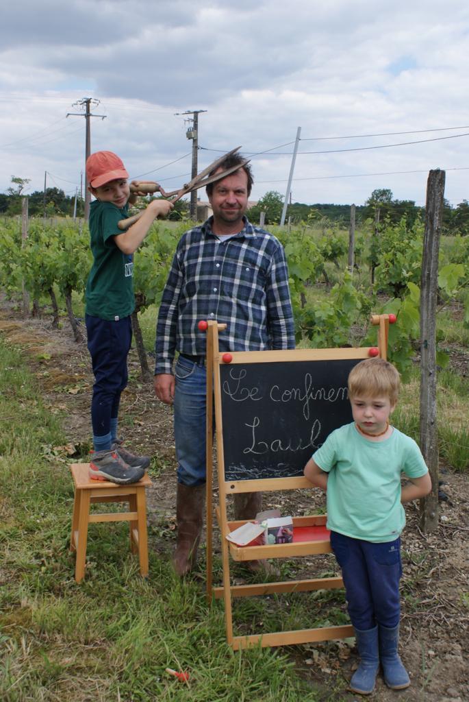 Winegrower's Confinement